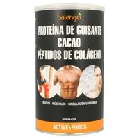 Proteina de Guisante con Colágeno y Cacao Bio