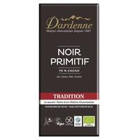 Tableta de chocolate negro Primitif 70% tradicional