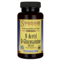 N-Acetyl D-Glucosamine (N-A-G), 750mg