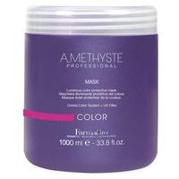 Color amethyste mask