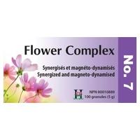 Flower Complex Nº 7 Soledad