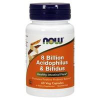 8 billion acidophilus y bifidus