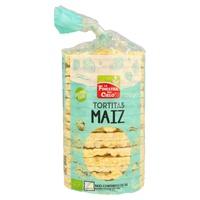 Tortitas de Maíz con Sal y sin Gluten Bio