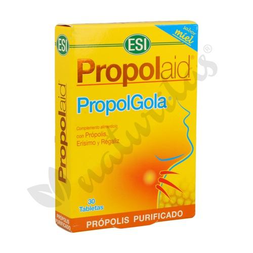 Propolaid propolgola sabor miel masticables