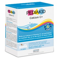 Pediakid Calcium Growth C + (Flavor Cola)