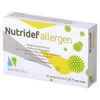 Nutridef allergen