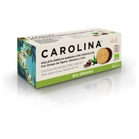 Galletas de Espelta Integral con Chocolate y Sirope de Agave Bio