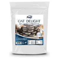 Oat Delight 40% Whey Protein Sabor cookie y cream