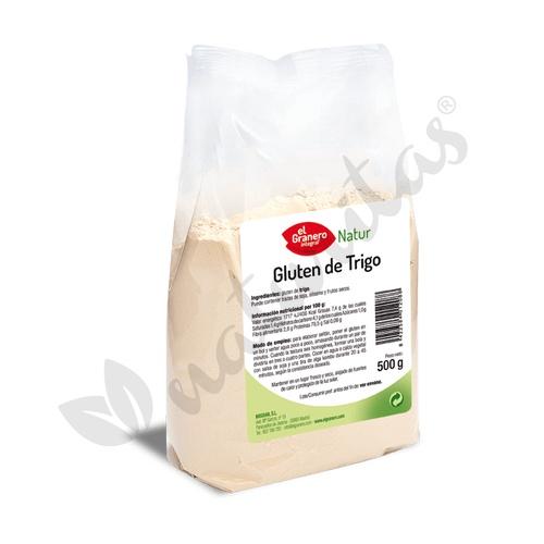 Gluten de Trigo 500 gr de El Granero Integral