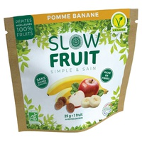 Snack fruitier (pépites moelleuses 100 % fruits) pomme banane
