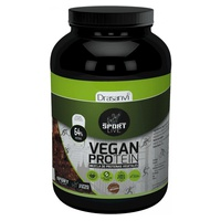 Vegan Protein (Vegetable Proteins) (Brownie Flavor)