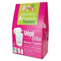 Bebida vegetal de almendras en polvo Bio