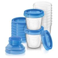 Récipients pour lait maternel SCF618 / 10