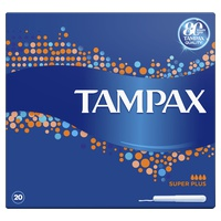 Tampax Cef Superplus