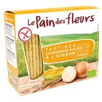 Tartines Craquantes Bio Oignon
