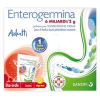 Enterogermina 6 milliards de sachets orosolubles (OTC)