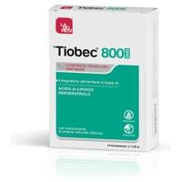Tiobec 800 Duo Orosoluble Rápido Lento