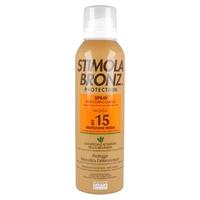 La protection bronze SPF15 stimule