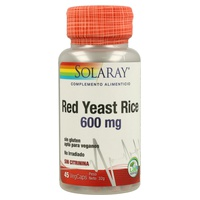 La levure de riz rouge