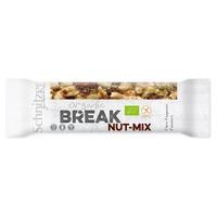 Barrita de nueces Break Nut-Mixsin gluten