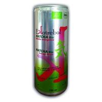 Bebida energética con Matcha Bio