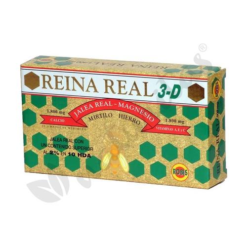 Jalea Reina Real 3 D