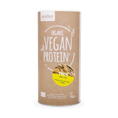 Proteína de arroz