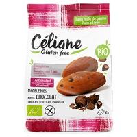 Bio-Schokoladen-Madeleines