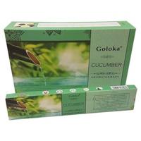 Goloka Cucumber Aromatizing Incense