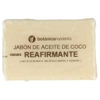 Jabón de Aceite de Coco Reafirmante Botánica Nutrients