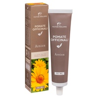 Medicinal ointments - arnica