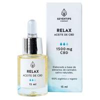 Aceite de cáñamo CBD 1500mg - Relax Intense