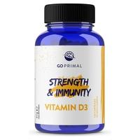 GoPrimal Vitamin D 3 - Inmunidad y Fuerza