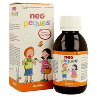 Jarabe Infantil NeoPeques Apetito