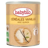Papilla De Cereales Con Vainilla Bio ( 6 Meses ) 220 Gr de Babybio