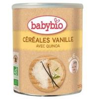 Papilla De Cereales Con Vainilla Bio 6m+