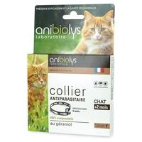 Collar antiparasitario para gatos