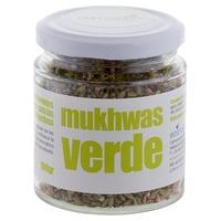 MuKhwas verde Ayurvedica