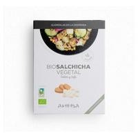 Bio Salchicha Vegetal Seitán Tofu