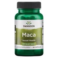 Ekstrakt Maca, 500 mg