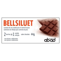 Barritas de Substituição Bellsiluet Chocolate