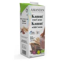 Bebida de Kamut com Cacau