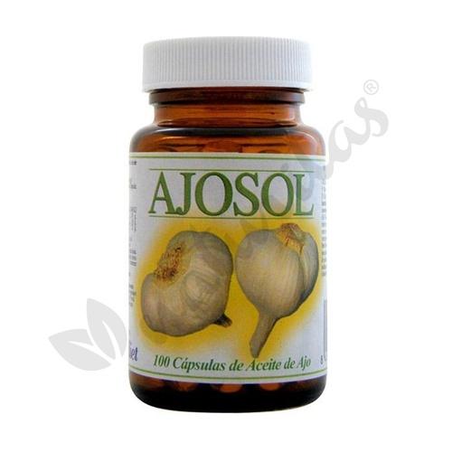 Ajosol 100 perlas de 300 mg de Ynsadiet