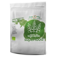 Powdered Green Wheat Grass Eco Doypack