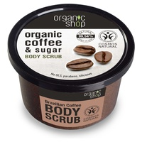 Exfoliante corporal Brazilian Coffee