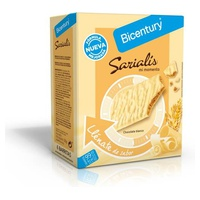 Sarialis Barritas de cereales de chocolate blanco