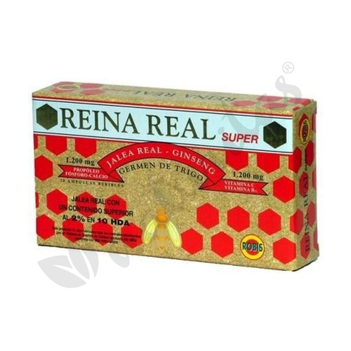 Jalea Reina Real Super
