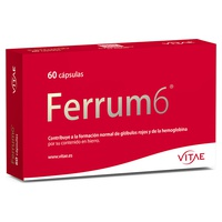 FerVita 60 capsules (Ferrum6)