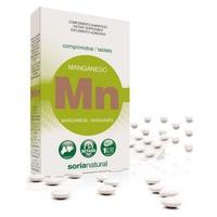 Manganèse Comprimés Retard