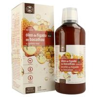 Aceite de Hígado de Bacalao con Jalea Real Plus